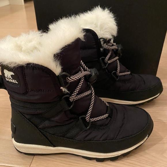 Sorel Girls Whitney Boots